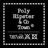Poly hipstere